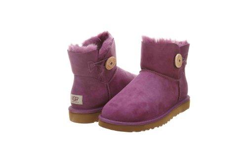 UGG Mini Bailey Button Boot Womens