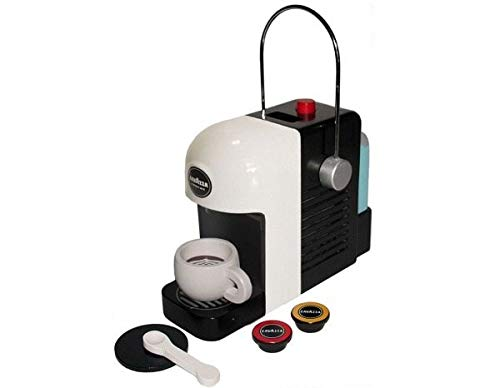 Tanner 0994.1?Lavazza Coffee Machine, White