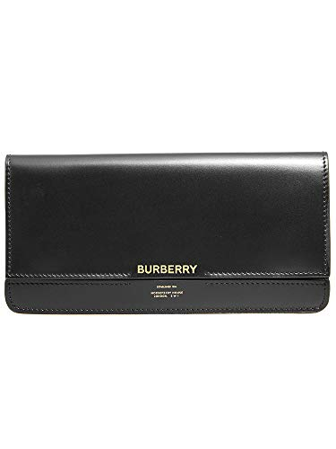 『Horseferry Embossed Leather Continental Wallet(80115121)』