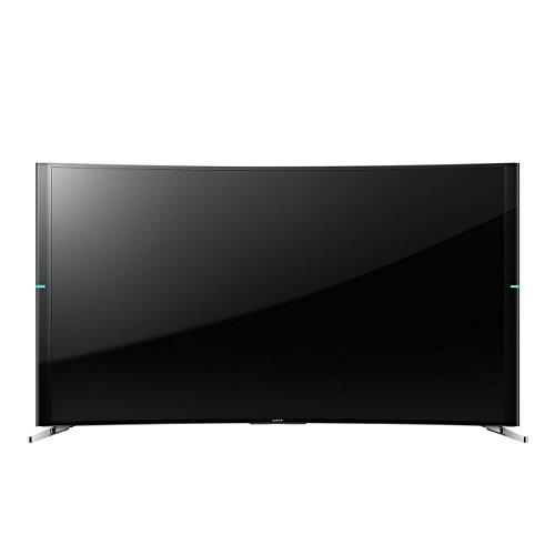 Sony KD-65S9005B Fernseher 4K curved 3D LED-TV Triple T
