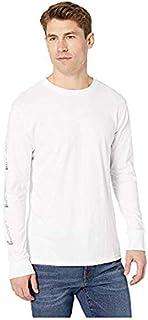 [BILLABONG(ビラボン)] メンズウェア?ジャケット等 Eighty Six Long Sleeve T-Shirt White US MD (M) [並行輸入品]