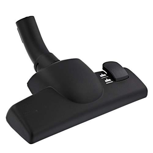 AEG Vario 500 Kombidüse (für Teppich und Hartboden, top Saugleistung, optimale Staubaufnahme, wendig, geeignet für alle Staubsauger mit 32/35 mm Saugrohr, universal, schwarz)