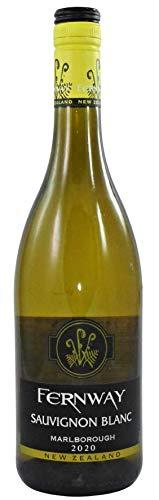 6 x Marlborough Sauvignon Blanc 2020 von Fernway im Sparpack, trockener Weisswein aus Neuseeland