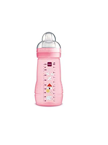 Mamadeira Easy Active 270 ml MAM Rosa