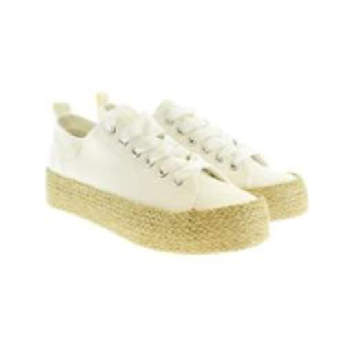 Walk in Pitas ADA - Zapatillas de Cuello bajo para Mujer, Color Blanco (40 EU)