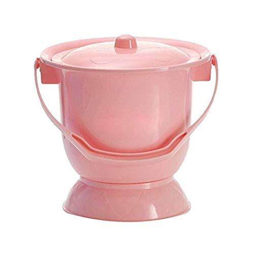 ZSPSHOP Urinal Basin Urinal Barrel Deodorant Urinal Potty Verdikt Met Draagbare Potty Urinal Indoor Familie Van Nacht Vrouwelijke Zwangere Slaapkamer Hoog