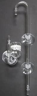 Dazs〈ダッツ〉CO2ディフューザー(Co2拡散器)【SET-C】ガラス製 ジョイントグラス付き! 極小気泡が華やか!
