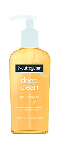 Neutrogena Deep Clean Gel Limpiador - 200 ml.