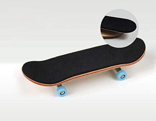 Max 56% OFF BENREN Mini Finger Skateboard Board Max 59% OFF Perfect f Skate Toy