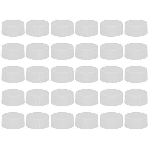 iplusmile 48-Teilige Verschlüsse für Leere Saftflaschen Praktische Deckelverschlüsse