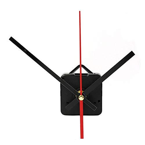 DIY Quarz Uhrwerk f/ür Uhrmacher-Ersatz Laduup Hoch Verdrehmoment Uhr Ersatzbewegung