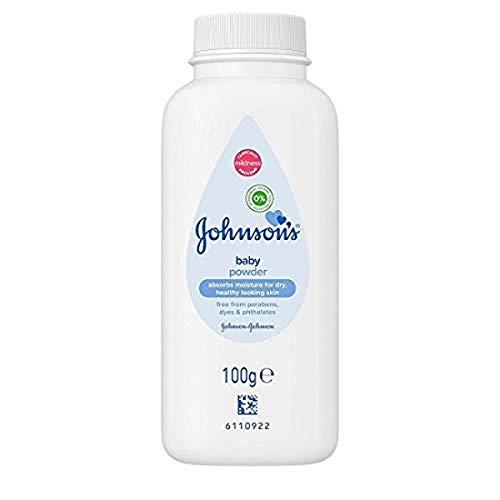 Johnson's Baby Powder, 100g