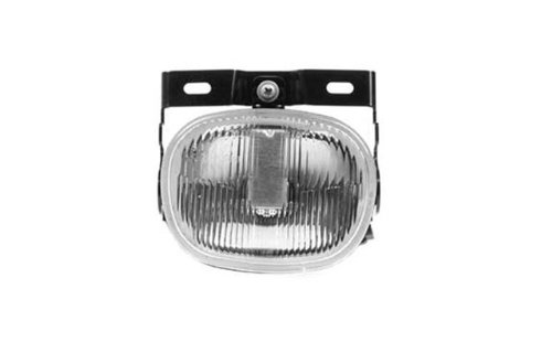 Isuzu Rodeo Replacement Fog Light Assembly - 1-Pair