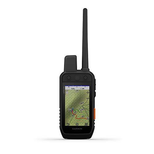 "Garmin Alpha 200i Dog Tracking Handheld, Utilizes inReach Technology, Sunlight-readable 3.6"" Touchscreen (010-02230-50)"