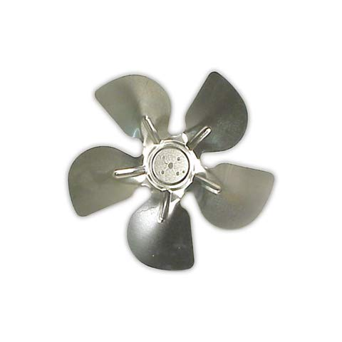DOJA Industrial | Helice ventilador diámetro 254 mm | Helices Ventiladores 10 W, Angulo 22 grados