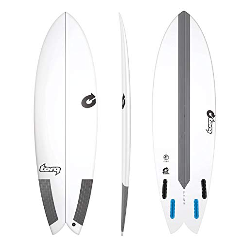 surfboard Torq Epoxy Tec Fish 5.8