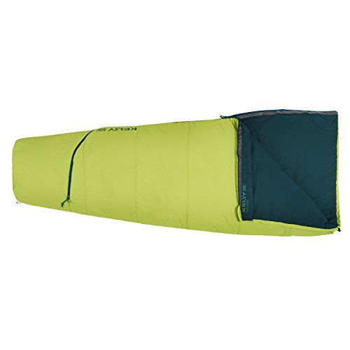 Kelty Rambler 50 Degree Sleeping Bag, Green Apple