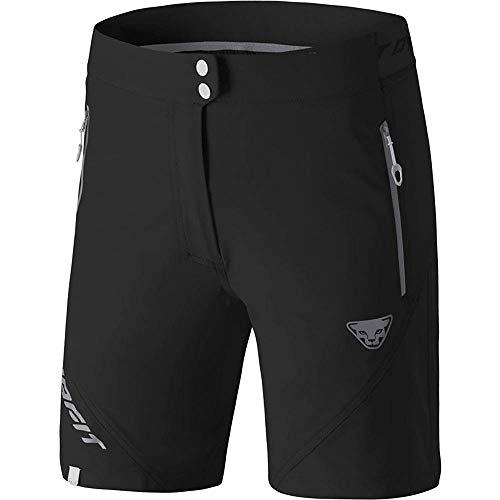 DYNAFIT W Transalper Light Dynastretch Shorts Schwarz, Damen Hose, Größe 36 - Farbe Black Out