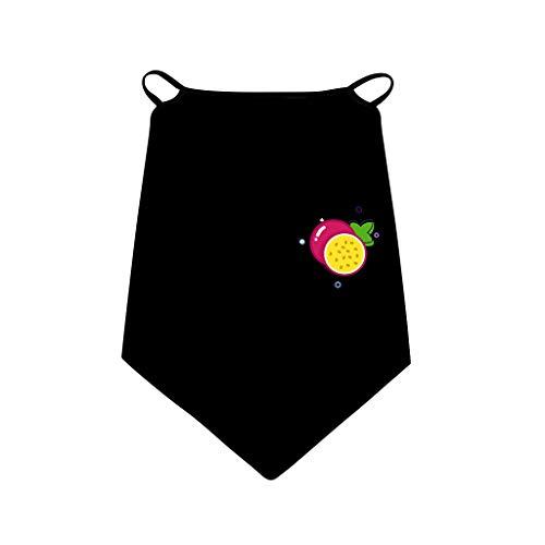 MOTOCO Kopftuch Bandana Mode Halstuch Stirnband Unisex Schlauchtuch Schal Kopfbedeckung Halsmanschette Frauen Männer Multifunktionstuch(25X38CM.E)