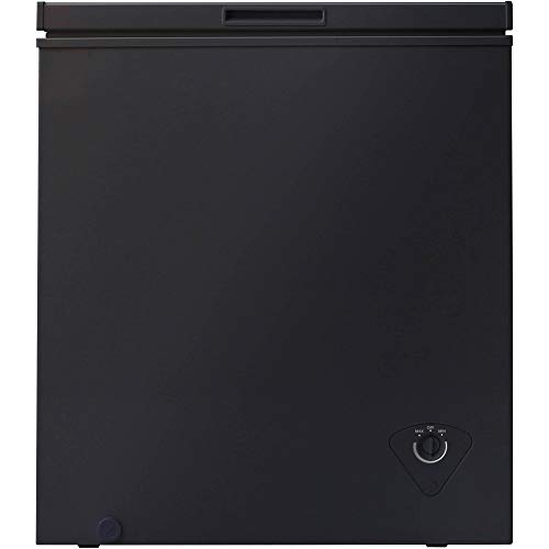 Arctic King Freezer (5.0 cu ft, Black)