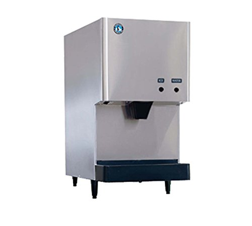 "Hoshizaki DCM270BAHOS 16"" Stainless Steel Countertop Ice Maker"