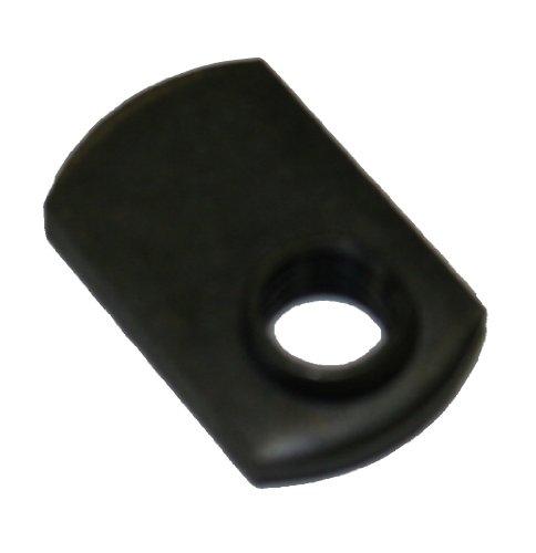 Faztek - 15FA3501 15 Series Carbon Steel Economy T-Nut with Black Zinc Finish, 5/8