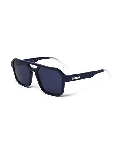 Kimoa - San Diego Night Gafas, gris oscuro, Normal Unisex Adulto