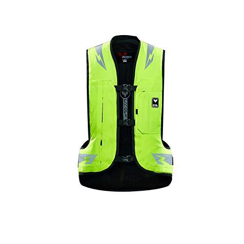 haozai Airbag Moto,Costume D'équitation Gilet,Léger,Facile À Nettoyer,Convient Aux Adultes,Hommes Et...