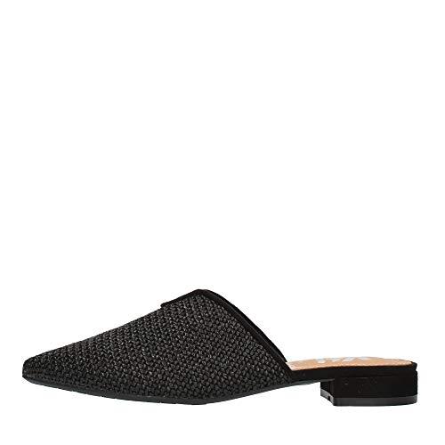 Xti Tentations 42182 Chaussures Basses Sabot Femme Noir 40