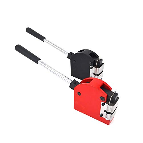 Hand-Operated Shrinker and Stretcher Metal Shaping Two Jaws Combo Set