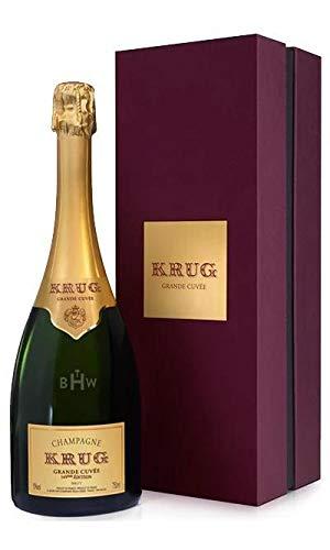 Photo of Krug Grande Cuvee Brut Champagne in Gift Box 168ème Édition