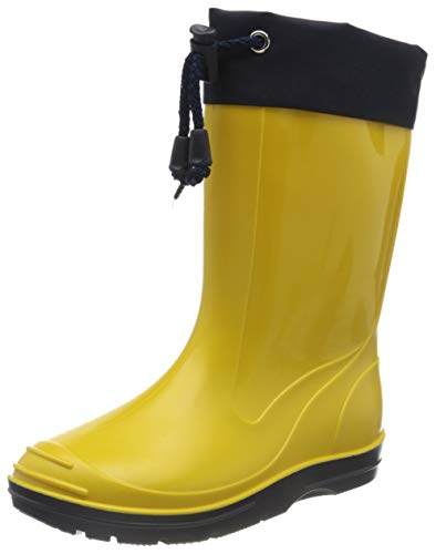 Beck Allrounder Gummistiefel, gelb, 31 EU