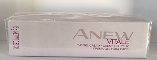 Avon Anew VITALE Eye Gel Cream 0.50oz./ 15gr.