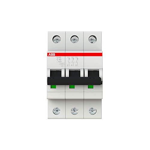 ABB Sicherungsautomat 40A S203-C40
