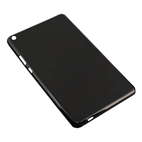 Janjunsi Funda para Xiaomi Mi Pad 4 - Cubierta Caja TPU Gel Rubber Soft Protector Skin Shell para Xiaomi Mi Pad 4