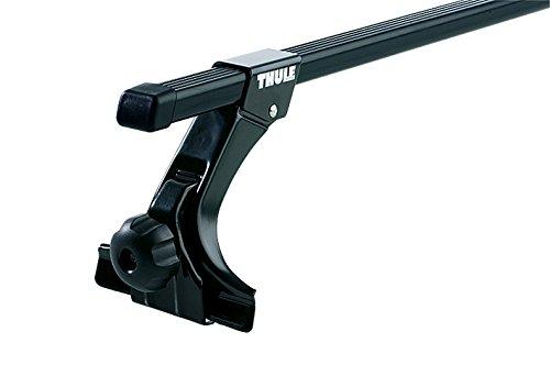 Thule 950 Fußsatz (4 St.) für Fahrzeuge ohne Regenrinne
