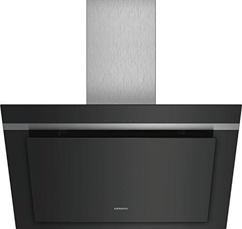 Siemens LC87KHM60 iQ300 Wand-Esse / 79 cm / LED-Beleuchtung / Extrem Leise / TouchControl / Glas, lackiert