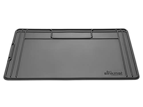 New WeatherTech Under The Sink Mat 1 Gallon Waterproof Cabinet Liner Protector for Kitchen and Bathroom - 34