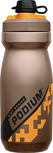 CAMELBAK Products LLC Unisex – Erwachsene Podium Dirt Series Wasserflasche, Grey, 620ml