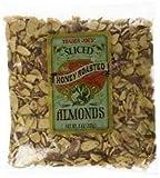 Trader Joe's Honey Roasted Sliced Almonds 8 oz (Pack of 2)