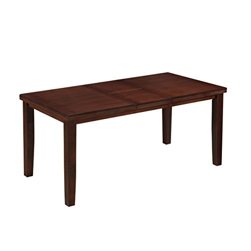 CorLiving Warm Brown Counter Height Dining Table
