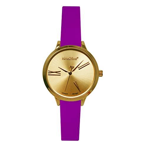 Reloj Nine2Five para Mujer 32mm AS19H14RSGL