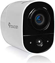 TOUCAN Wireless Outdoor Security Camera, Pack of 1