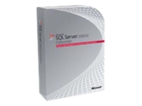 Microsoft SQL Server Datacenter 2008 [import anglais]