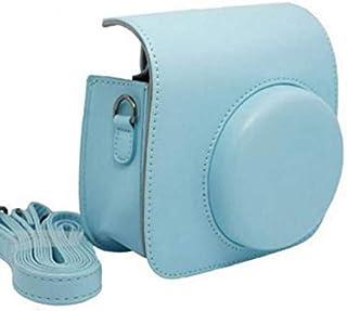 Leather Camera Strap Bag Case Cover Pouch Protector For Polaroid Camera For Fuji Fujifilm Instax Mini 8