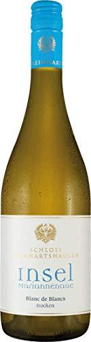 Schloss Reinhartshausen Insel Mariannenaue Inselcuvée Blanc de Blancs (1x 0,75l) Weißwein trocken