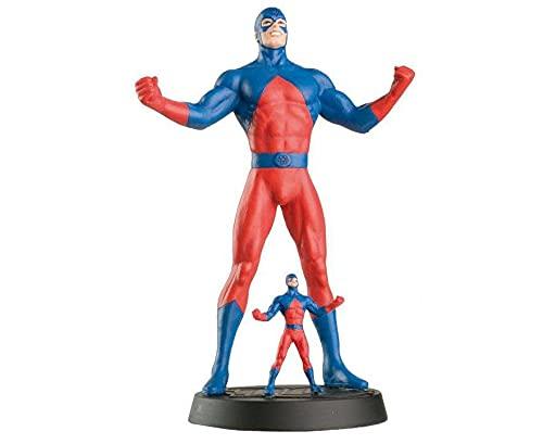 DC Comics Atom Figure 1:21 Scale Hand Painted Eaglemoss...