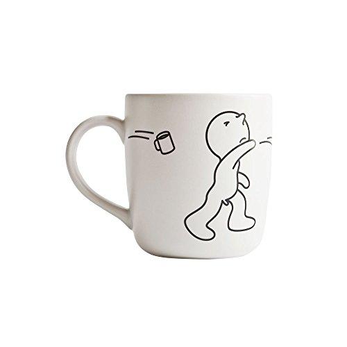 Preis am Stiel 1x Tasse Mr. P ''Boomerang'' | Geschenktasse | Kaffeepott | Kaffeetasse | Geschenk für Frauen | Tasse mit Motiv