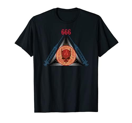 Halloween Cientfico Loco Genio Malvado Camiseta