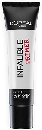 LOréal Paris Infalible Primer, PreBase Alisadora de Maquillaje Larga Duración 24H - 35 ml